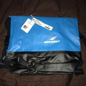 Adamant x-core waterproof dry bag Blue New 🙀